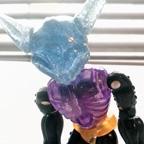 Ni-Stuff Gylos Micronauts Alien Hybrid custom