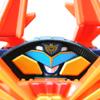Power Rangers DX Samurai Clawzord Megazord