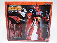 GX-18 Getter Dragon Soul of Chogokin MIB by Bandai