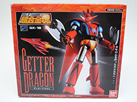 GX-18 Getter Dragon Soul of Chogokin MIB by Bandai