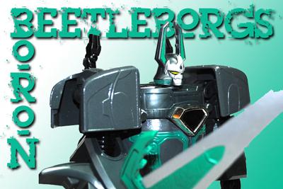 Beetleborgs Boron DX