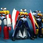 CM's Brave Gokin 38 Jeeg Option Parts Review by Gold