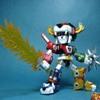 Dream EX Diecast Series F-01 Goraion Review by Gold
