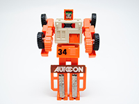Machine Robo Gobots Spoons Autocon Exclusive