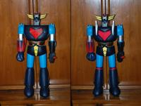 Grendizer Jumbo Machinder Restoration