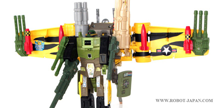GI Joe-Formers Custom Robots