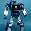 MP-13 Soundwave Masterpiece Review by Gold
