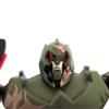 Battle Damage Megatron Animated Deluxe Class