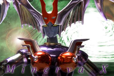 Minerva X Soul of Chogokin GX-09MA