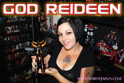 God Reideen Black !!