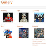 Robot Picture Gallery