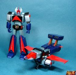 Danguard Ace, Gunbuster, and Rahxephon, OH MY!