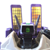Shockblast Energon Voyager Class