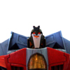 Starscream Animated Voyager Class