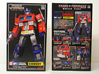 Transformers MP-01 Optimus Prime Convoy MISB by Takara