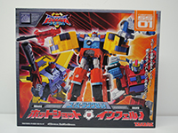 Transformers Energon Hot Shot Inferno Superlink MISB by Takara