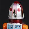 X-70 Space Robot or Tulip Head