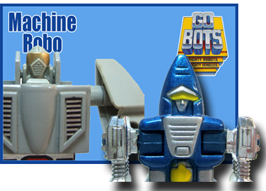 Machine Robo and Gobot Updates  (?????)
