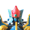 Power Rangers Wild Force Animus Megazord