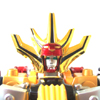 Power Rangers Wild Force Deluxe Megazord