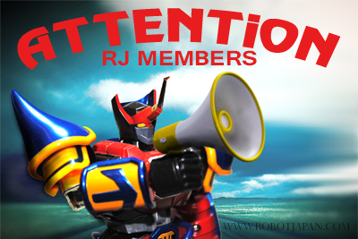 Attention Members