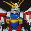 Burning Gundam by Bandai
