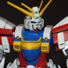 Burning Gundam by Bandai