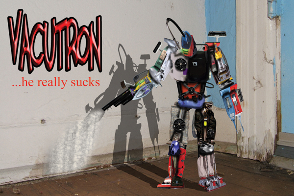 Funny Robot Pic of the Week