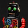 Wheel-A-Gear Robot by Taiyo