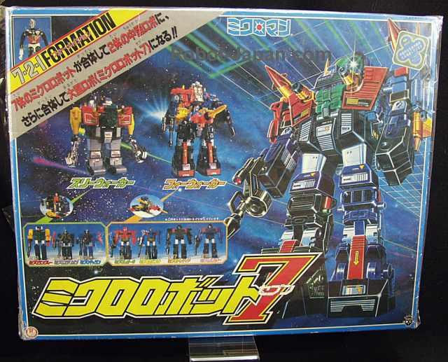 Transformers: Le origini di un mito Microman7-2-1